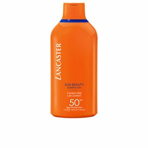 Body SUN BEAUTY velvet fluid milk SPF50 Lancaster
