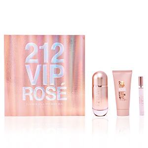 212 VIP ROSÉ LOTE 3 pz