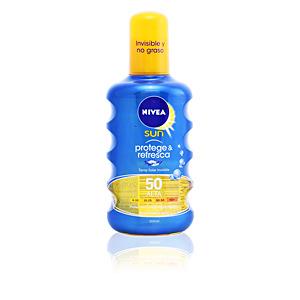 Corporales SUN PROTEGE & REFRESCA SPF50 spray Nivea