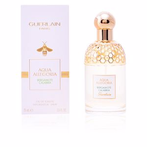 AQUA ALLEGORIA BERGAMOTE CALABRIA eau de toilette spray 75 ml