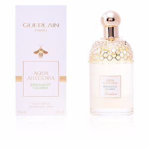 AQUA ALLEGORIA BERGAMOTE CALABRIA eau de toilette spray 125 ml