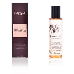Hidratante corporal TERRACOTTA huile sous le vent Guerlain