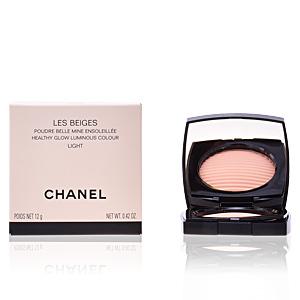 Bräunungspuder LES BEIGES poudre belle mine ensoleillée Chanel