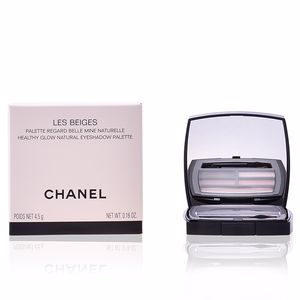 Sombra de olho LES BEIGES palette regard belle mine naturelle Chanel