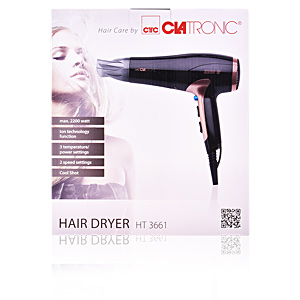 Clatronic Hair Dryer SECADOR DE PELO HT 3661 products - Perfume s Club 56b8595b82551
