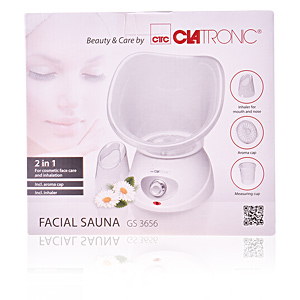Beauty appliances SAUNA FACIAL GS 3656 Clatronic
