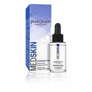 Gesichtspeeling MED SKIN enzimatic peel serum with papaya extract Postquam