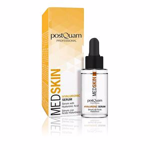 Anti aging cream & anti wrinkle treatment MED SKIN hyaluronic serum Postquam