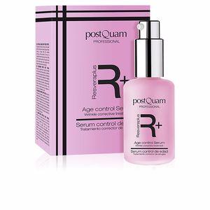 Face moisturizer RESVERAPLUS age control serum Postquam