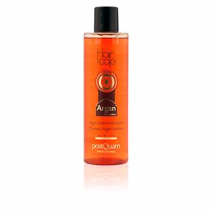 Shampoo for shiny hair - Keratin shampoo - Moisturizing shampoo ARGAN SUBLIME HAIR CARE shampoo Postquam