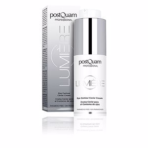 Dark circles, eye bags & under eyes cream LUMIÈRE eye contour caviar cream Postquam