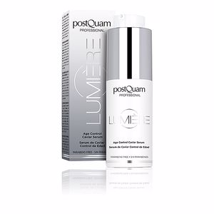 Anti aging cream & anti wrinkle treatment LUMIÈRE age control caviar serum Postquam
