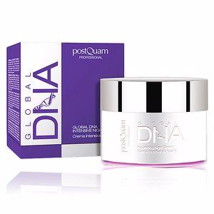 Crèmes anti-rides et anti-âge GLOBAL DNA night cream Postquam