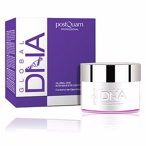 Dark circles, eye bags & under eyes cream GLOBAL DNA intensive eye contour Postquam