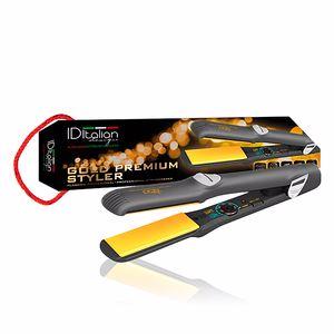 Piastra per capelli GOLD PREMIUN STYLER plancha profesional Id Italian