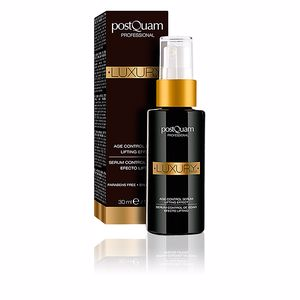 Anti aging cream & anti wrinkle treatment LUXURY GOLD age control serum lifting effect Postquam