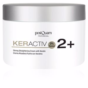 Producto de peinado HAIRCARE KERACTIV strong straightening cream with keratin Postquam
