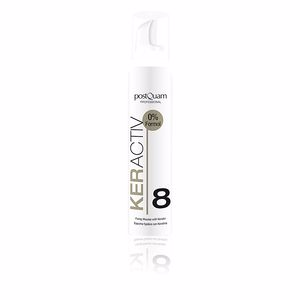 Hair styling product KERACTIV fixing mousse with keratin Postquam