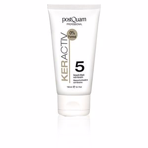 Hair straightening cream KERACTIV smooth mask with keratin Postquam
