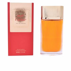 Cartier MUST GOLD  perfume
