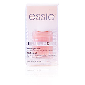 TREAT LOVE & COLOR strengthener for normal to dry nails #1017- tinted love