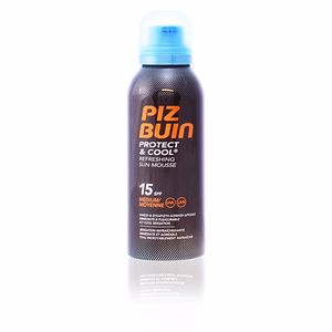 Lichaam PROTECT & COOL refreshing sun mousse SPF15 Piz Buin