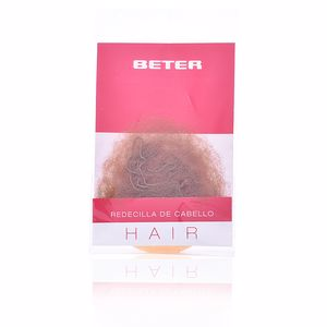 Accesorios peluquería REDECILLA CABELLO invisible #castaño rubia Beter