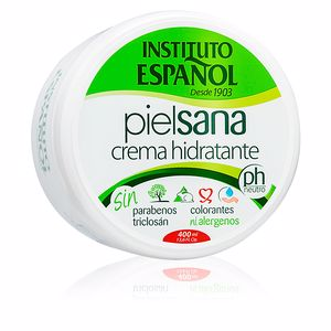 Body moisturiser PIEL SANA crema corporal hidratante Instituto Español