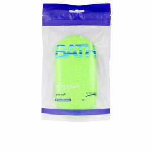 Toiletries MICROFIBER ESPONJA bath Suavipiel