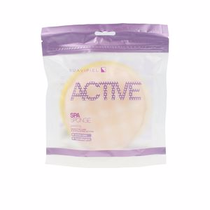 Toiletries ACTIVE ESPONJA spa bath peeling Suavipiel