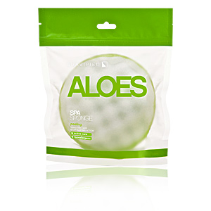 ALOES ESPONJA spa peeling