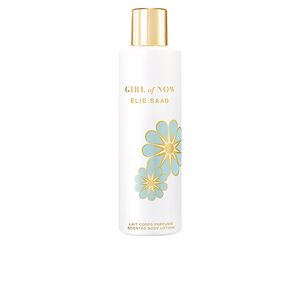 Body moisturiser GIRL OF NOW scented body lotion Elie Saab