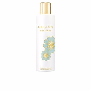 Gel bain GIRL OF NOW gel douche parfumé Elie Saab