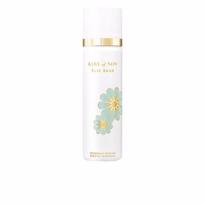 Déodorant GIRL OF NOW scented deodorant spray Elie Saab