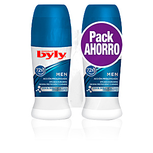 Set baño e higiene FOR MEN DESODORANTE ROLL-ON LOTE Byly