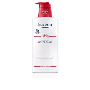 Shower gel PH5 skin-protection gel de baño Eucerin