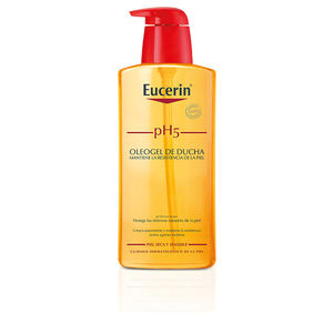 Gel bain PH5 skin-protection oleogel de ducha Eucerin