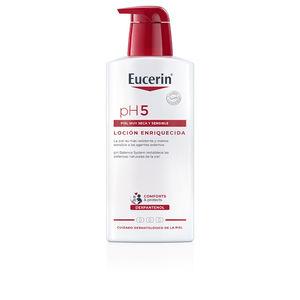 Hydratant pour le corps PH5 SKIN PROTECTION  loción enriquecida piel seca Eucerin