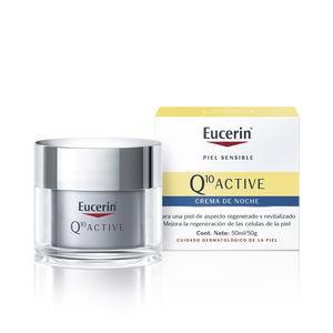 Anti-rugas e anti envelhecimento Q10 ACTIVE crema de noche antiarrugas Eucerin