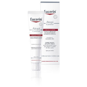 Soin du visage anti-rougeurs ATOPICONTROL crema forte Eucerin