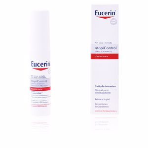 Anti redness treatment cream ATOPICONTROL spray calmante Eucerin