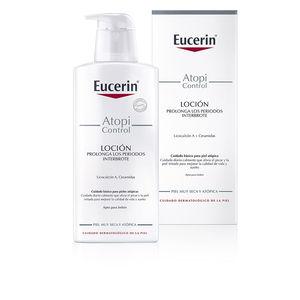 Hidratação corporal ATOPICONTROL loción corporal 12% omega Eucerin