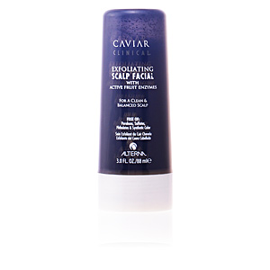 Exfoliante capilar CAVIAR CLINICAL exfoliating scalp facial Alterna