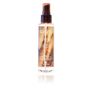 Hair styling product - Heat protectant for hair BAMBOO SMOOTH dry oil mist Alterna