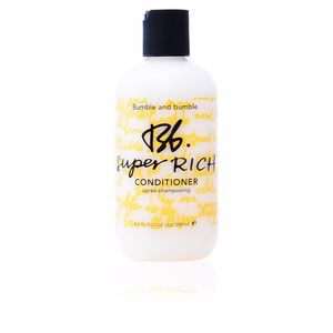 Shiny hair products SUPER RICH conditioner Bumble & Bumble