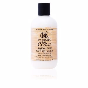 Produtos anti frizz - Condicionador reparador CREME DE COCO conditioner Bumble & Bumble