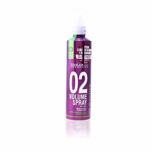 Protetor termico cabelo VOLUMEN SPRAY root lifter Salerm