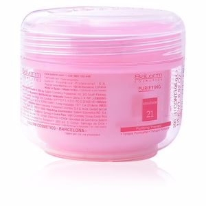 Hair mask for damaged hair PURIFYING therapy Salerm