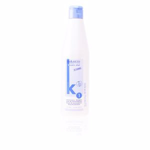 Champú brillo KERATIN SHOT maintenance shampoo Salerm