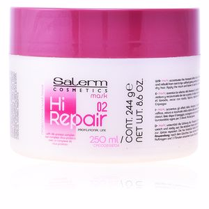 Hair mask for damaged hair HI REPAIR mask 02 Salerm